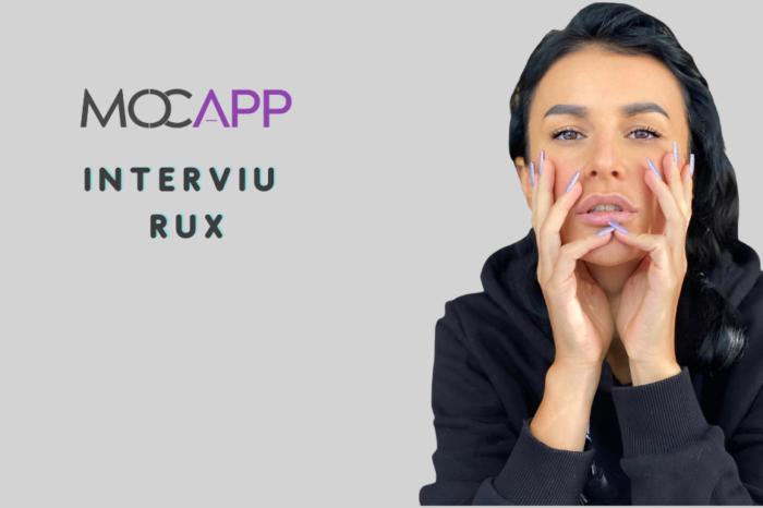 Interviu MOCAPP cu RUX (Roxana Erdei)
