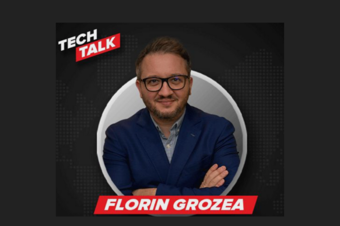 TechTalk Podcast: Florin Grozea, MOCAPP