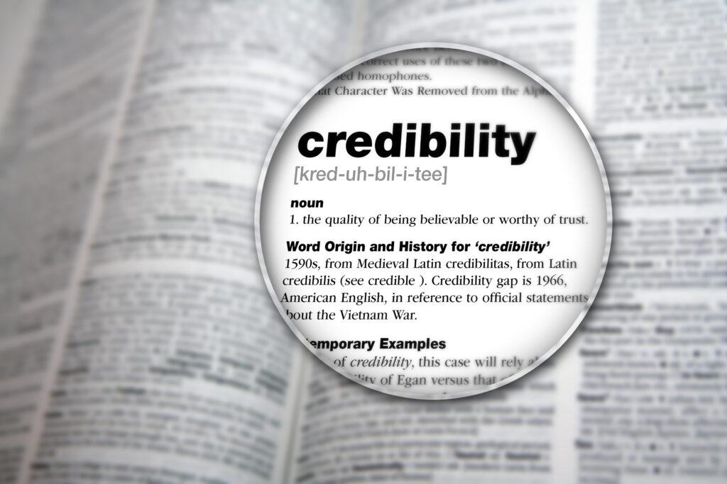 Influencer Adevărat - Credibilitate
