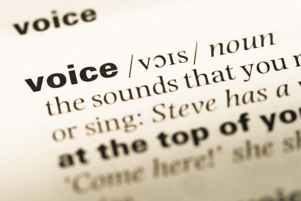 Influencer Adevărat - Vocea