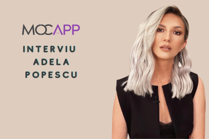 Interviu MOCAPP cu Adela Popescu