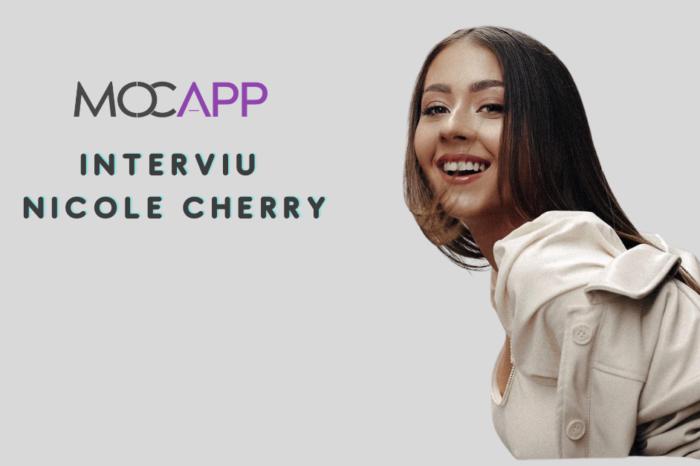 Interviu Nicole Cherry - MOCAPP