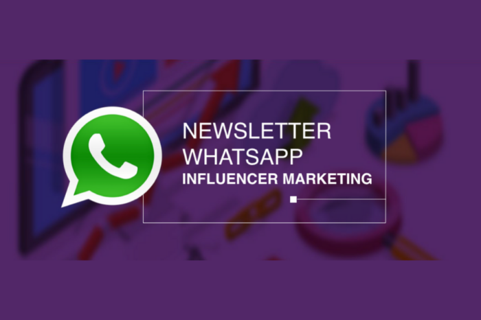 Newsletter dedicat Influencer Marketing