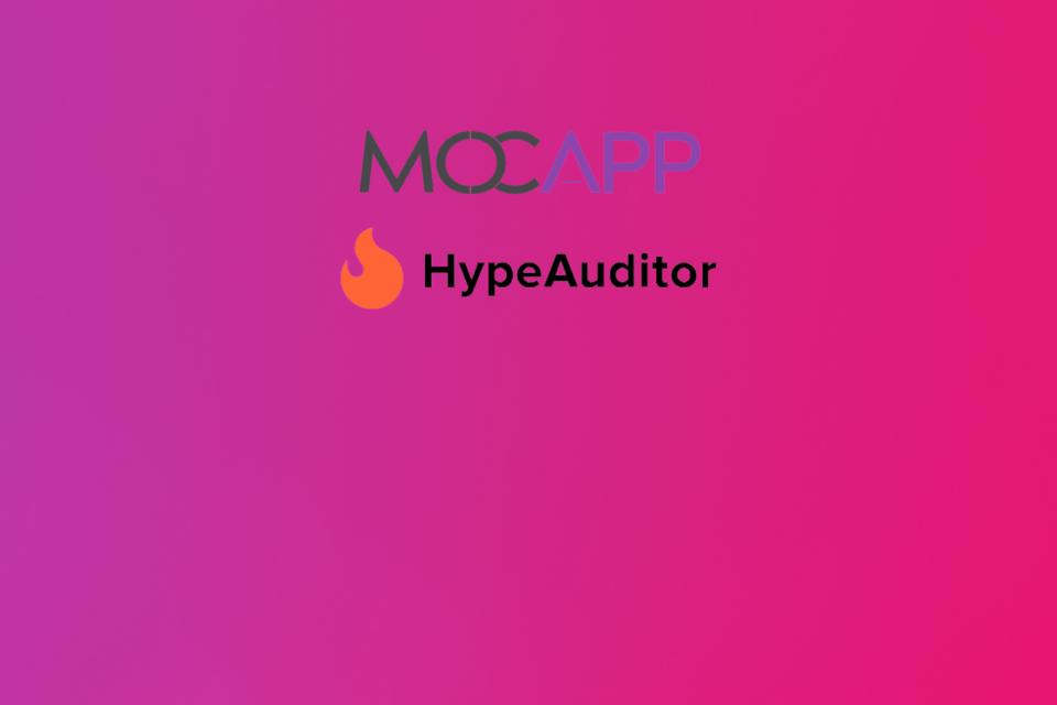 Studiu MOCAPP și HypeAuditor 2021