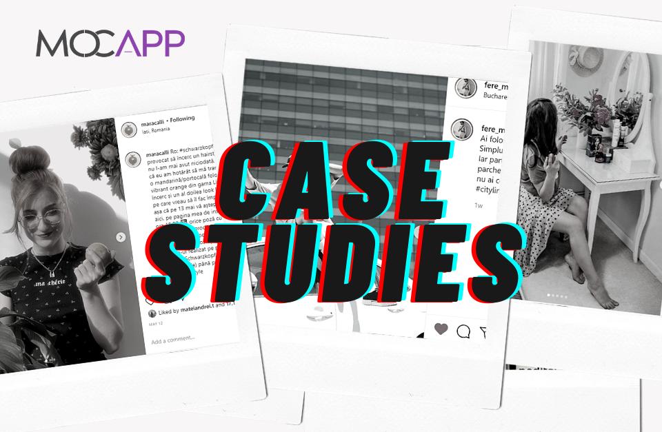 MOCAPP - Case Studies 2020-2021