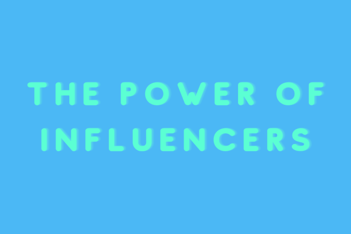 The power of influencers