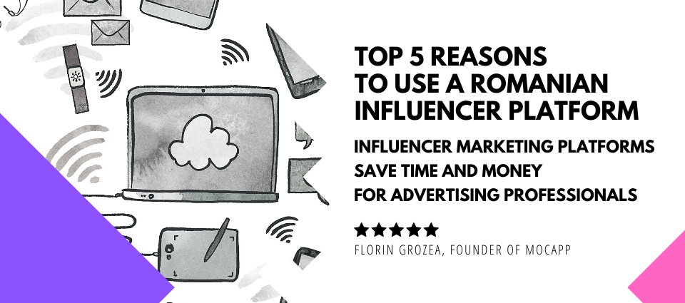 Top 5 Reasons to Use a Romanian Influencer Platform